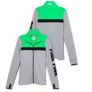 NWOT-Victoria's Secret PINK Ultimate Zip Jacket